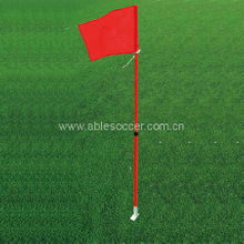 Plastic Adjustable Corner Flag
